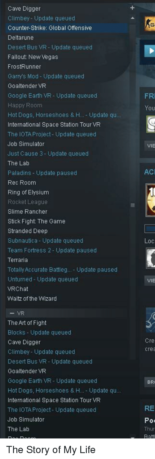 Climbey- Update Queued Counter-Strike Global Offensive Deltarune