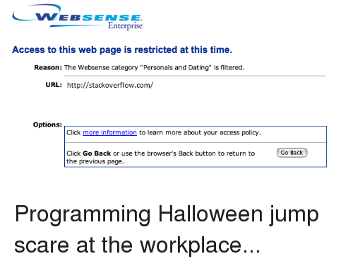 Cannot porn that block websense variant Excellently)))))))