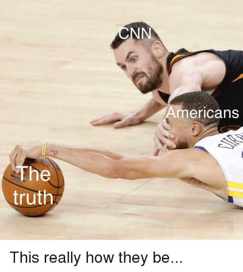 cnn.com, Memes, and Truth: CNN  mericans  The  truth This really how they be...