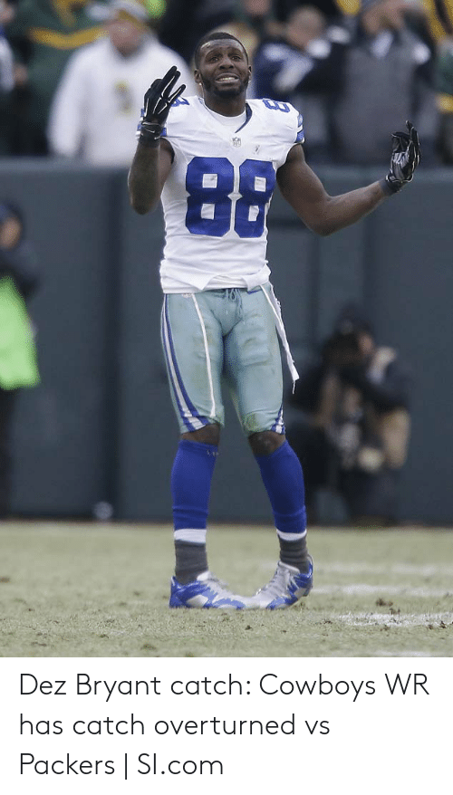 Co Bb Dez Bryant Catch Cowboys Wr Has Catch Overturned Vs