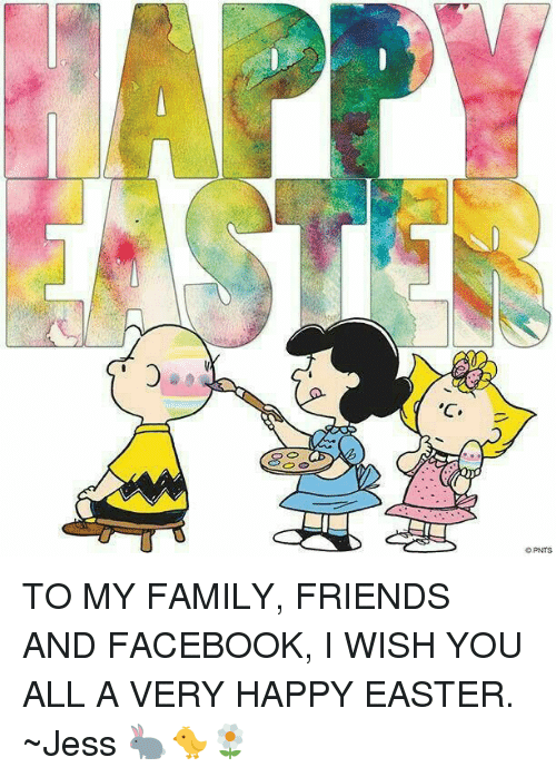 Co Opnts To My Family Friends And Facebook I Wish You All A Very