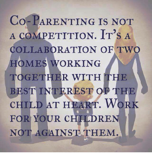 Image result for co- parenting