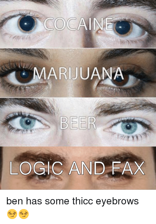 COCAINE MARJUANA BEER LOGIC AND FAX | Beer Meme on ME ME