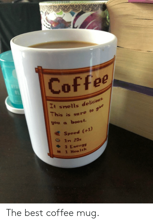 Coffee It Smells Delicious This Is Sure to Give You a Boost