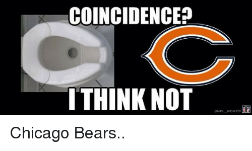 Image result for chicago bears funny logo