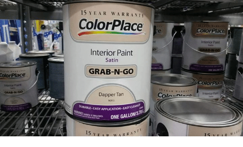 Color Place Interior Paint 15 Year