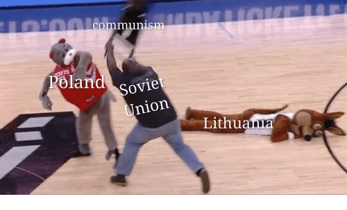 Communism, Lithuania, and Poland: communism  Poland sovie  nion  Lithuania