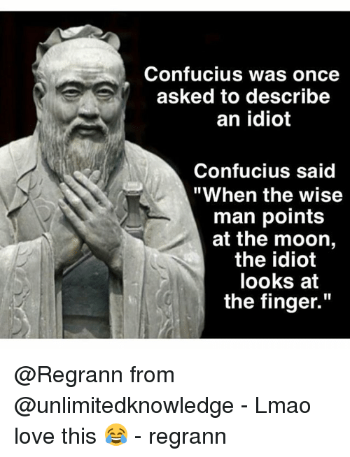 We all know who Confucius was, but what did he teach?
