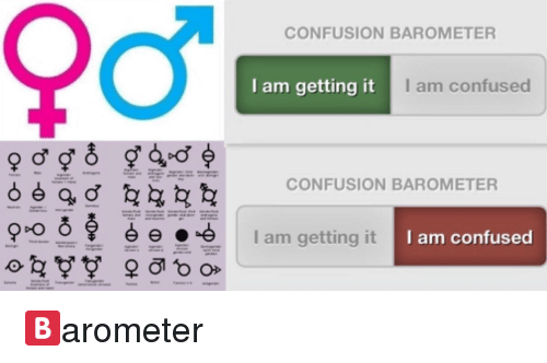 Confused Dank Memes And Iam CONFUSION BAROMETER I Am Getting It