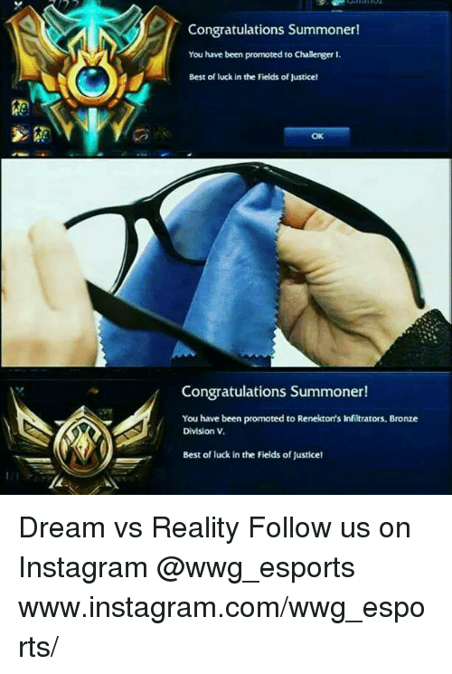 how to get promoted on lol