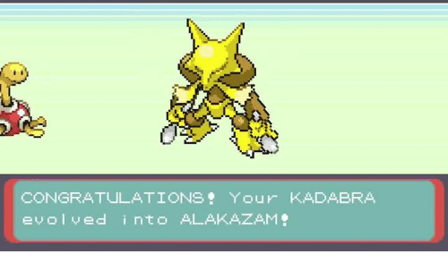 when does kadabra evolve