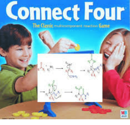 Connect Four Ation Game MB | Game Meme on ME ME