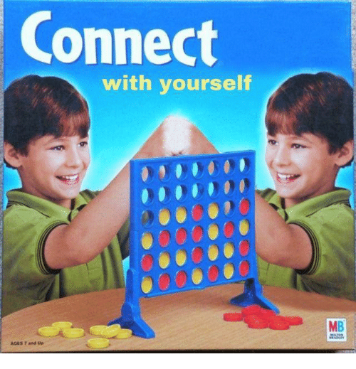 how to connect with yourself