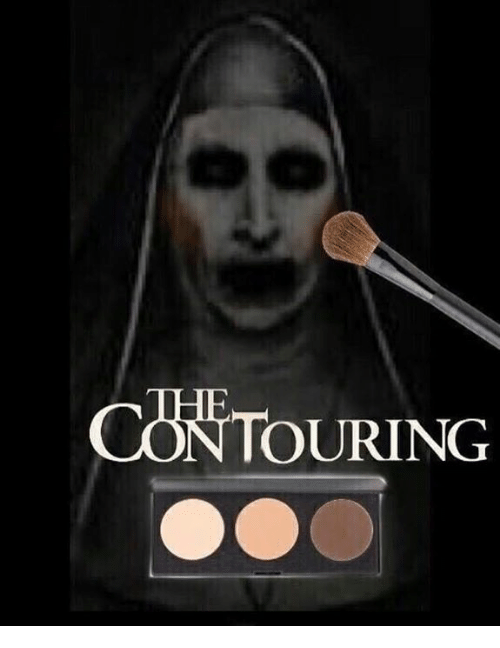 Memes, 🤖, and Contouring: CONTOURING