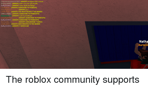 Roblox Bypass F Word