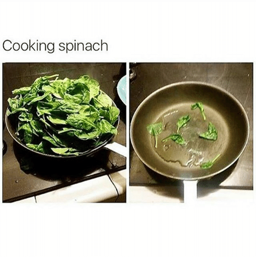 Image result for spinach meme