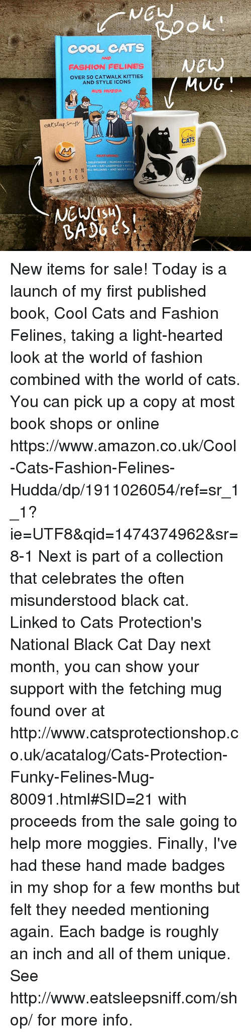 COOL CATS FASHION FELINES OVER 50 CATWALK KITTIES AND STYLE