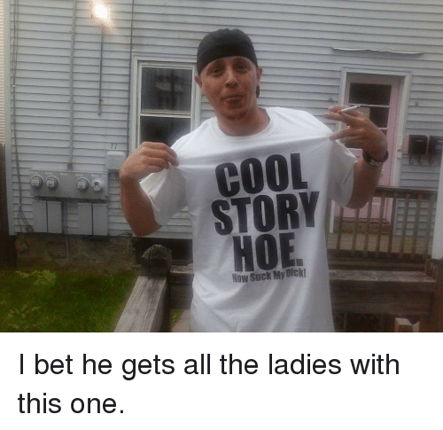 Can suck my dick hoe remarkable, the