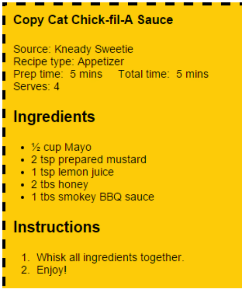 copy cat chick fil a sauce source kneady sweetie recipe type