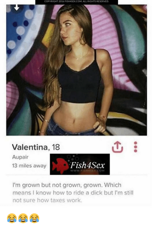 What is fish4sex