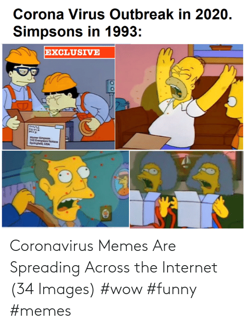 Funny, Internet, and Memes: Coronavirus Memes Are Spreading Across the Internet (34 Images) #wow #funny #memes