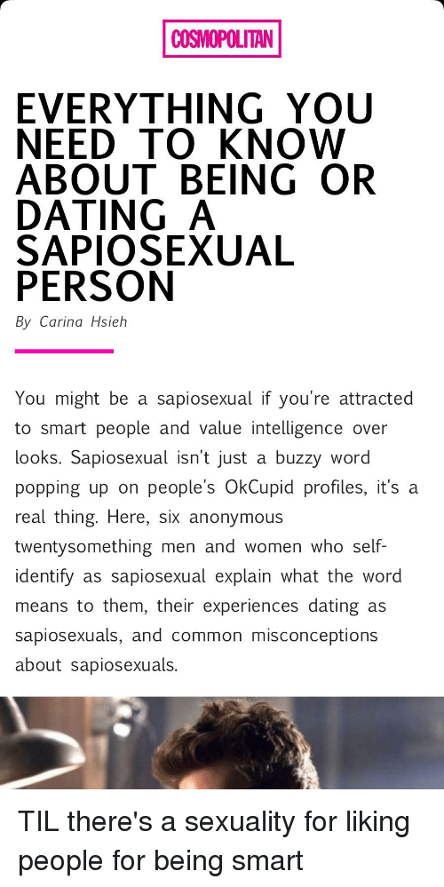Sapiosexual wiki deutsch