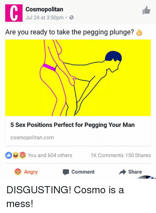 Cosmo best sex positions