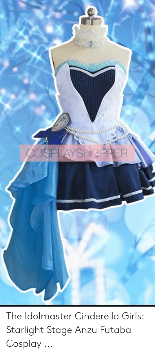 COSPLAYSHOPPER the Idolmaster Cinderella Girls Starlight