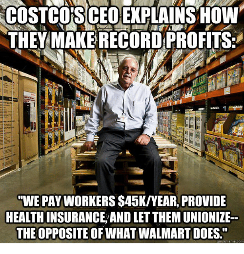 COSTCO SCEDEXPLAINSHOW THEY MAKE RECORD PROFITS WE PAY ...