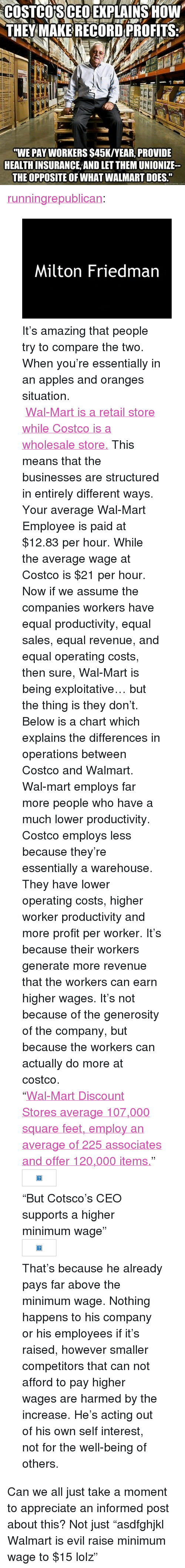 COSTCOSCEO EXPLAINSHOW THEYMAKE RECORDPROFITS WE PAY WORKERS