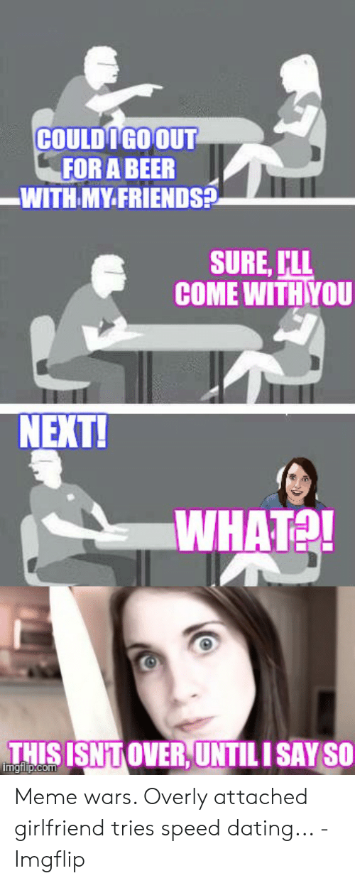 friends speed dating
