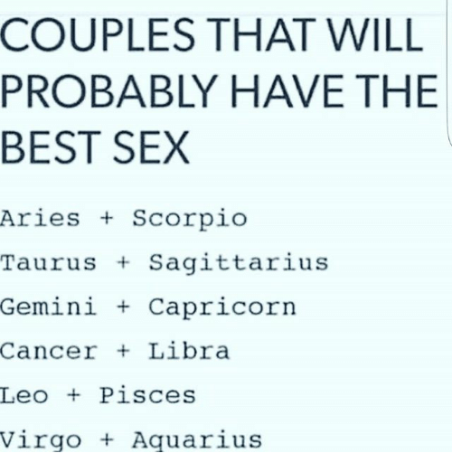 Question interesting, gemini man sagittarius woman sex cannot