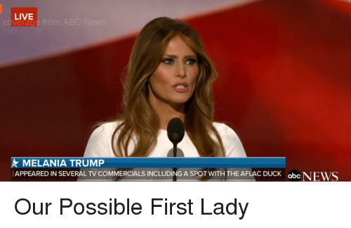 Funny First Lady Meme : ✅ best memes about aflac duck aflac duck memes