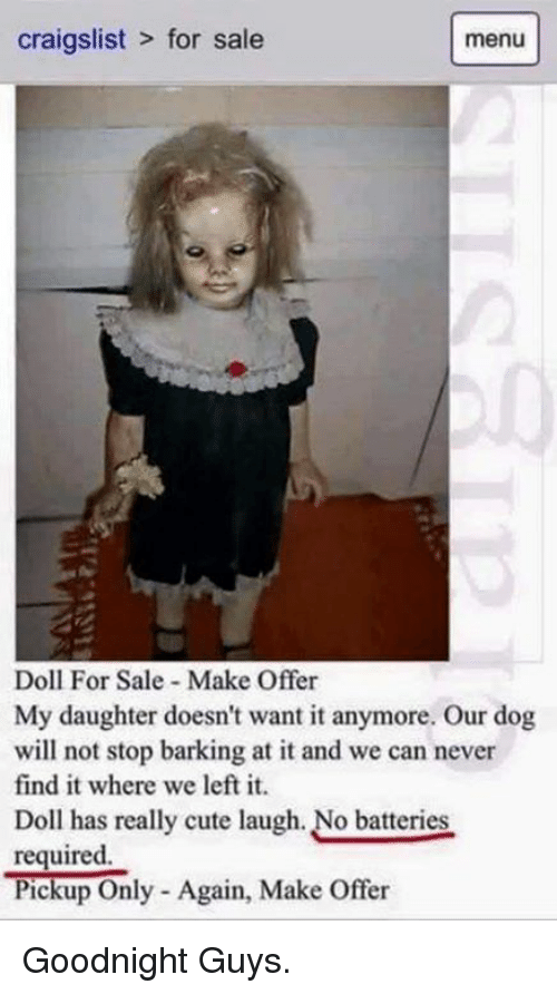 how to make a good craigslist personal ad