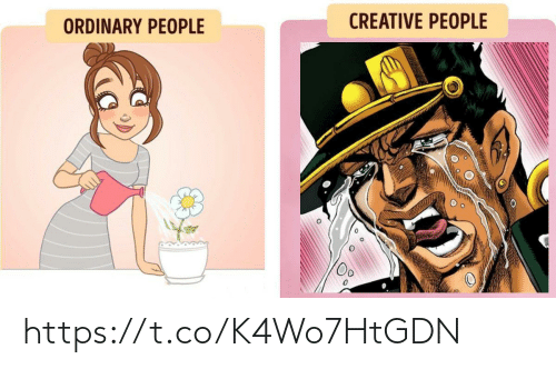Ordinary People, People, and Ordinary: CREATIVE PEOPLE  ORDINARY PEOPLE https://t.co/K4Wo7HtGDN