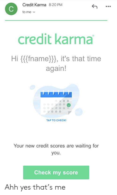 How to change my credit karma information