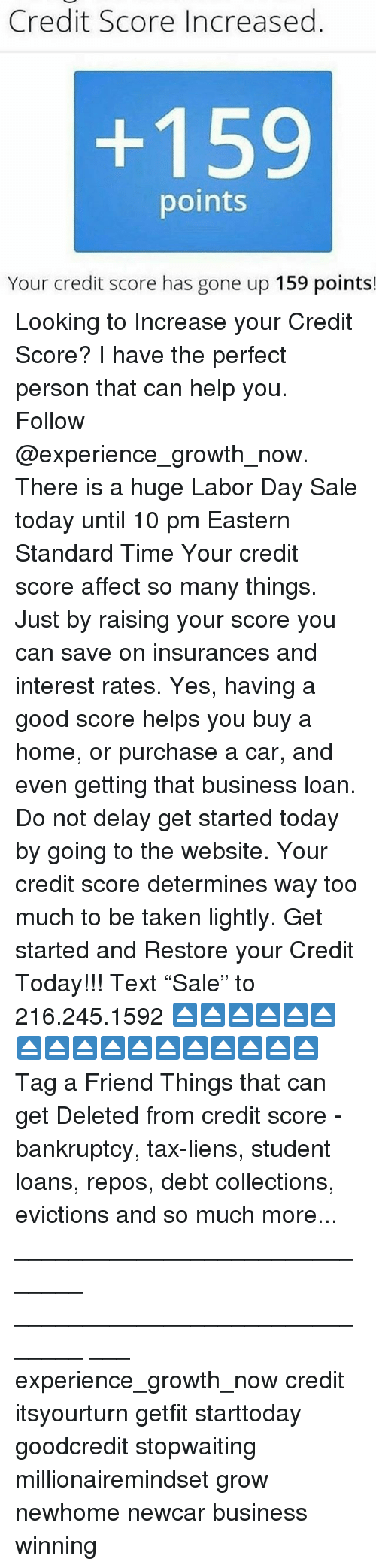 HOW TO GET YOUR CREDIT SCORE UP 10 POINTS FAST