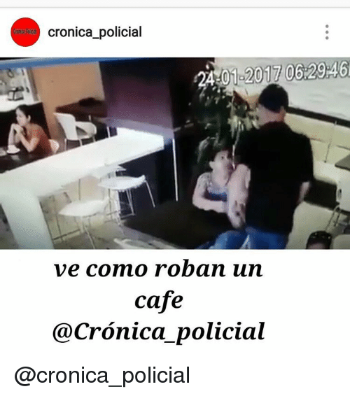 Cronica policial