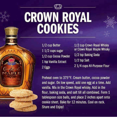 crown royal funny
