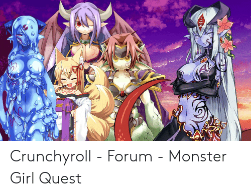Crunchyroll - Forum - Monster Girl Quest | Crunchyroll Meme