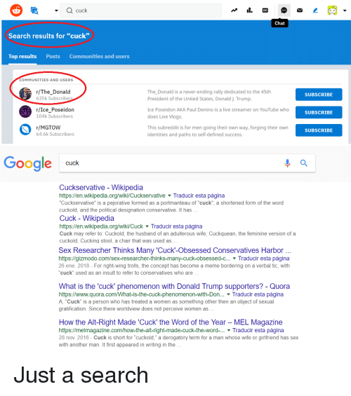 cuck oc chat search results forcuck top results posts communities