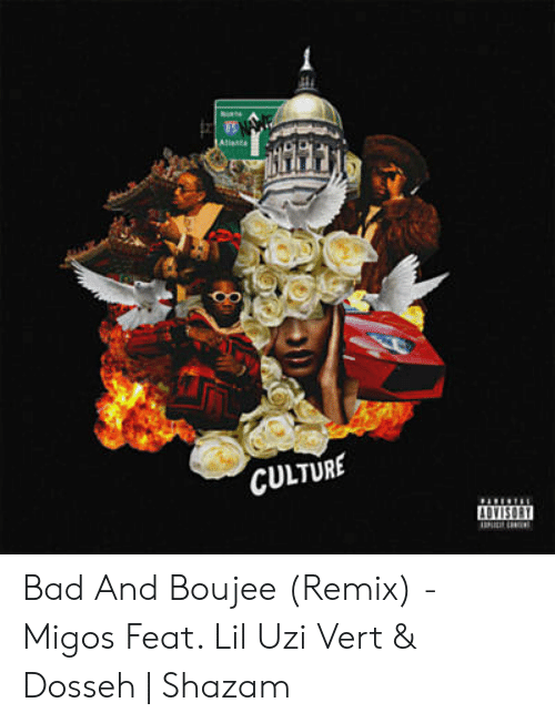 CULTURE VISC Bad and Boujee Remix - Migos Feat Lil Uzi Vert & Dosseh