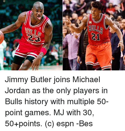 bf12eb485bd2 CV DAD Jimmy Butler Joins Michael Jordan as the Only Players in ...