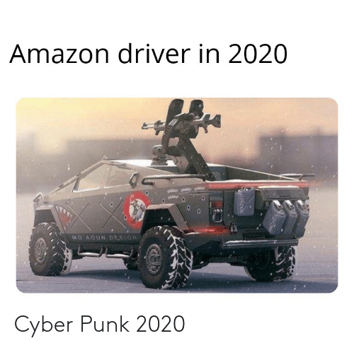 Funny, Punk, and Cyber: Cyber Punk 2020