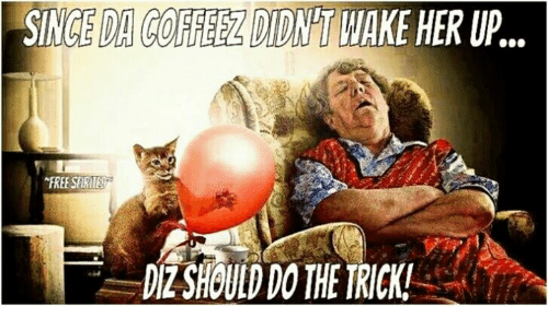 25 best memes about want to see a magic trick want to see a memes free and da cofeez didnt wake he free shiri diz should do the trick sciox Image collections
