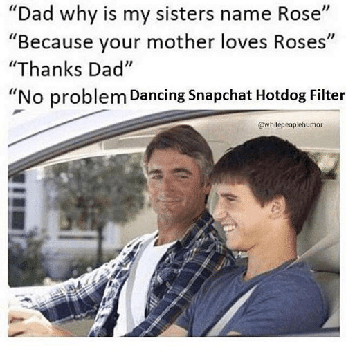 Because Your Mother Loves Roses