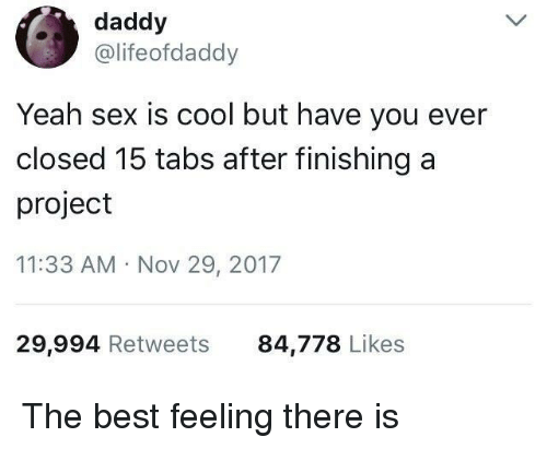Best sex tabs