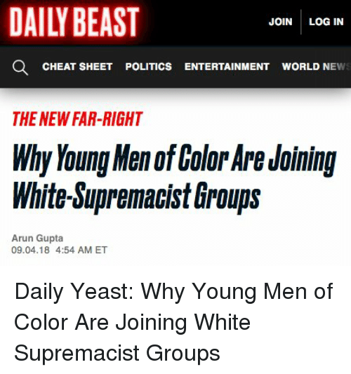 DAILY BEAST JOIN LOG IN CHEAT SHEET POLITICS ENTERTAINMENT