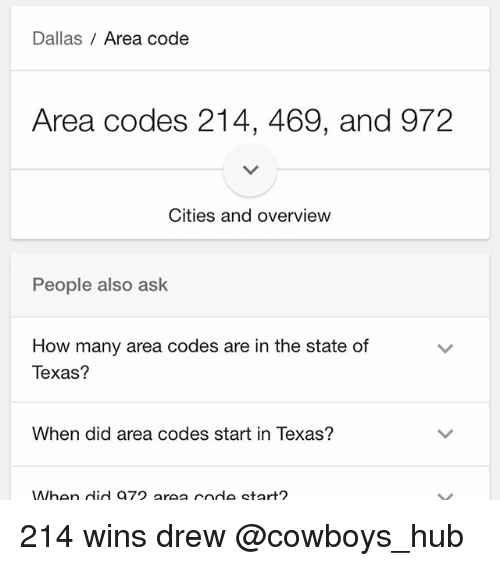 Dallas Area Code Area Codes And Cities And Overview - 469 area code