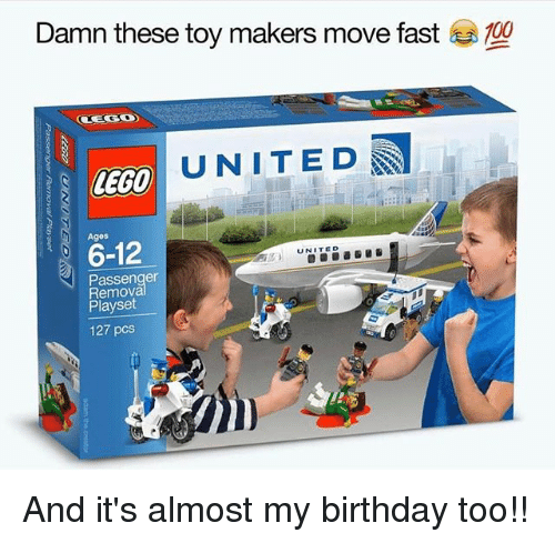 damn these toy makers move fast 00 united lego ages 27184352 25 best almost my birthday memes june memes, its memes, and memes